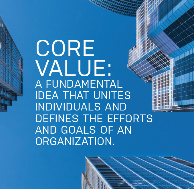 Get in the Loop: Core Values