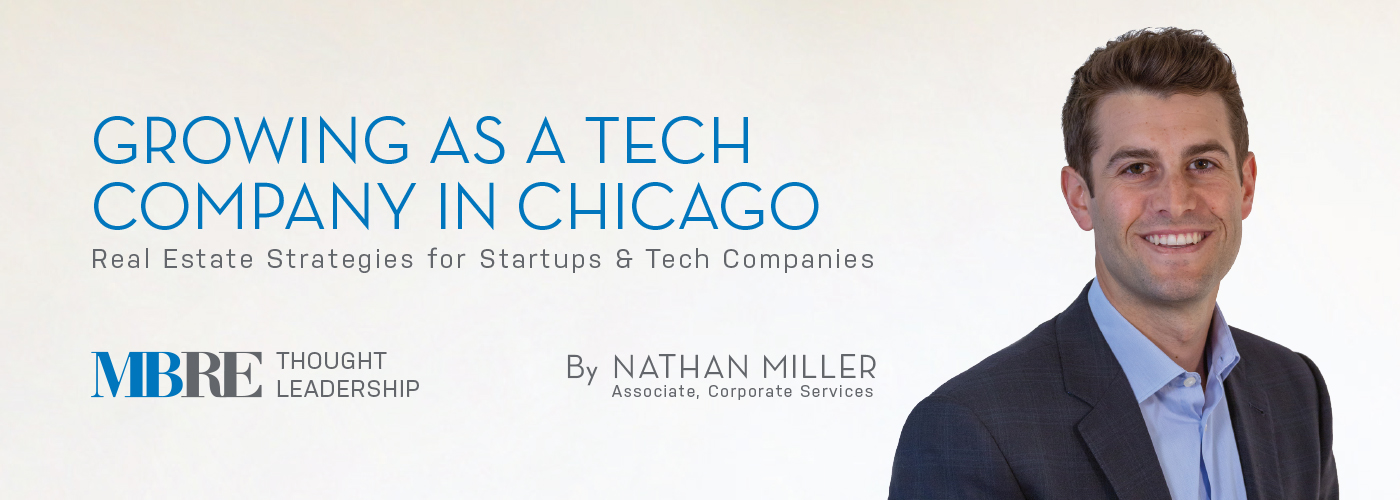 Growing as a Tech Company in Chicago - Nathan Miller