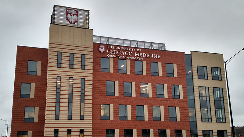 The University of Chicago Medical (Project Services)